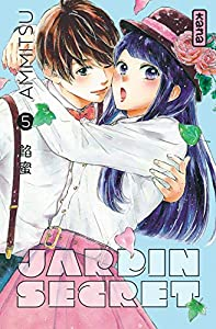 Jardin Secret Edition simple Tome 5