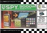 Alarma para Coche SPY 5000M (Modelo F10S 2016) con Sensor de Presencia microondas
