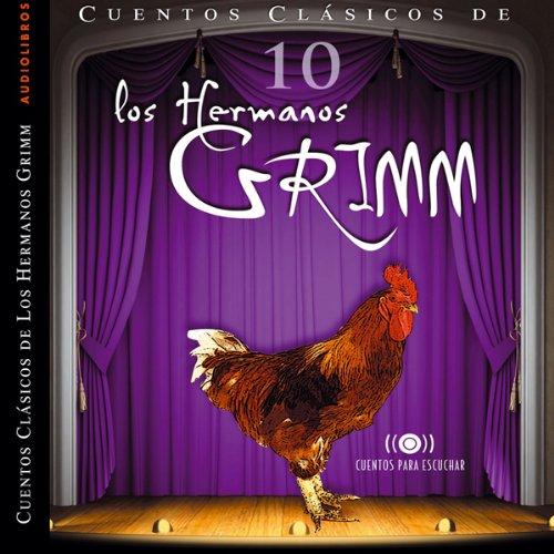 Cuentos X [Stories X] audiobook cover art