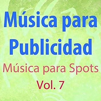Música para Publicidad, Vol. 7 (Música para Spots)