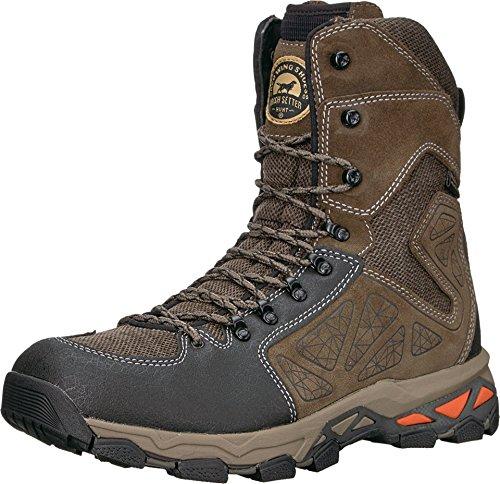 Irish Setter Men's Ravine-2885 Hunting Shoes, Gray/Black, 10 D US