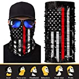 hoteles en avila - JOEYOUNG 3D Face Sun Mask, Neck Gaiter, Headwear, Magic Scarf, Balaclava, Bandana, Headband Fishing, Hunting, Hiking, Running, Motorcycling, UV Protection, Great for Men & Women