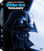 Laugh It Up, Fuzzball: The Family Guy Trilogy (It's a Trap! / Blue Harvest / Something, Something, Something, Darkside)