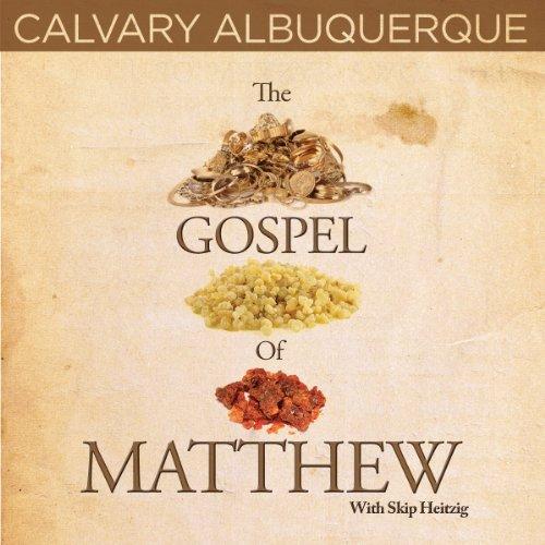 40 Matthew - 1993 audiobook cover art