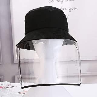 Berretto da Uomo,Uomo Cotone Cappuccio Berretti Vintage Hat,Cotone Regolabile del Flat cap,Fashion Forward cap,Cappello da Sole da Viaggio Allaperto(55-60 cm Nero)