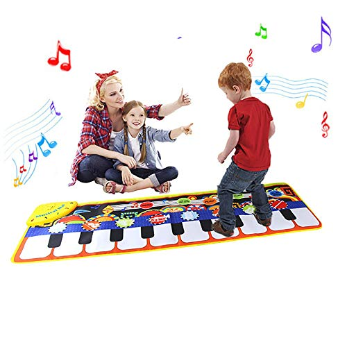 Toys for 1-6 Year Old Girls Boys Toddlers Infant Kids, Gifts for 6-24 Month Old Boys Girls Piano...
