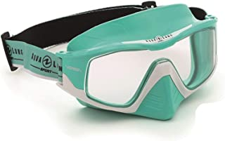 VERSA MASK(マスク) Turquoise/White CLEAR LENS195240