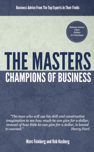 The Masters : Champions of Business