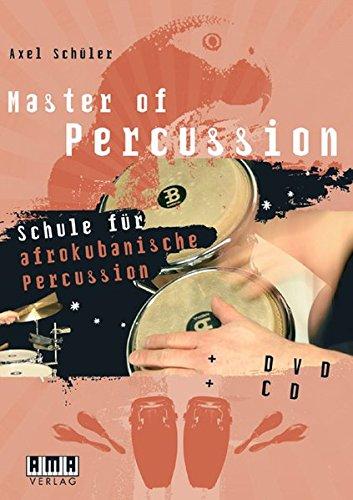 Master of Percussion: Schule für afrokubanische Percussion