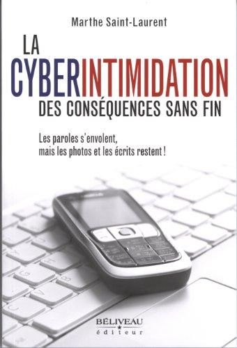 La cyberintimidation - Des conséquences sans fin