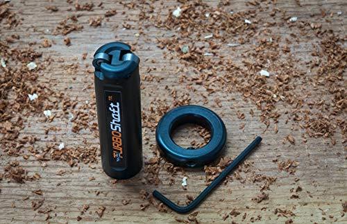 ARBORTECH TURBO Shaft | Ø 20 mm Fräs Aufsatz für Winkelschleifer zur Holzbearbeitung - 6