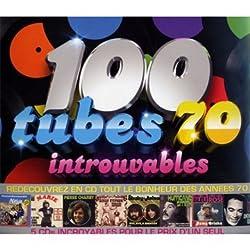 100 Tubes 70 introuvables (Coffret 5 CD)