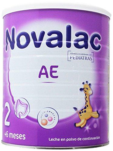 NOVALAC AE 2 Antiestreñimiento, leche infantil de continuación 800G