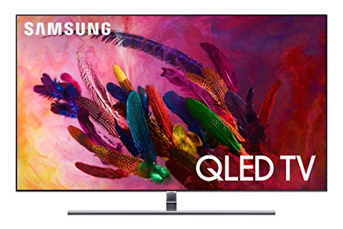 "Our #4 Pick is the Samsung QN65Q7FN 65"" QLED 4K UHD 7 Series Smart TV"