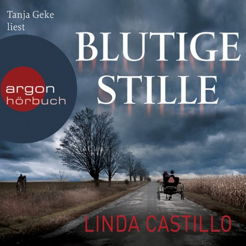 Blutige Stille (Kate Burkholder 2) audiobook cover art