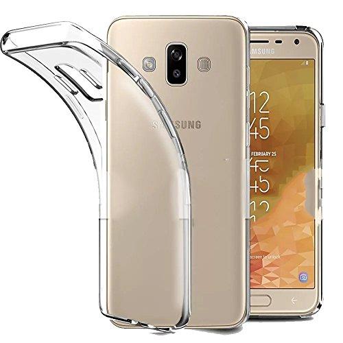Capa para Samsung Galaxy J7 Duo J720 (Transparente)