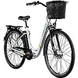 "Zündapp E Damenrad 700c E-Bike Pedelec Z510 Citybike Elektrofahrrad 28"""