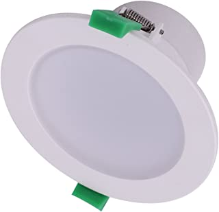 Pack of 6 pcs 16W Dimmable LED Downlight Kit 120mm Cutout Warm White 3000K LED Ceiling Down Light