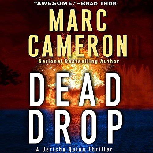 Dead Drop audiobook cover art