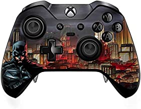 Skinit Decal Gaming Skin for Xbox One Elite Controller - Officially Licensed Warner Bros Batman in Gotham City Design