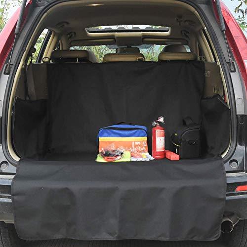 Kofferraumwanne für Haustiere, Oxford-Sitzbezug für Pkw und Geländewagen, wasserdichte Bodenmatte für Hunde und Katzen, waschbares Hundezubehör