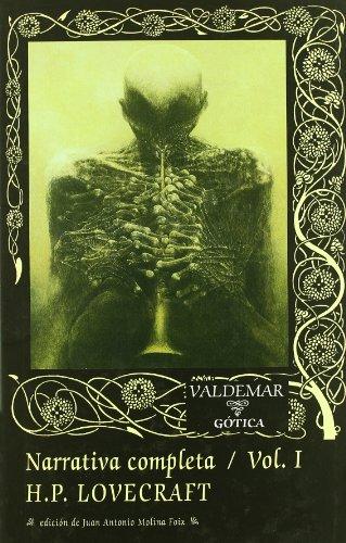 Narrativa Completa, Vol. 1 (Gótica)
