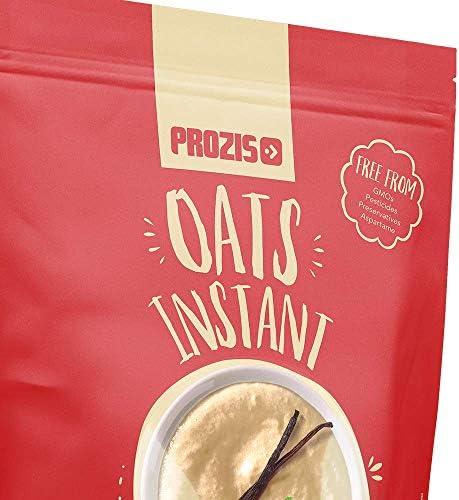 Prozis Instant Oats, Galleta - 1250 gr: Amazon.es: Salud y ...