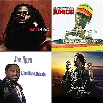 Le meilleur du Reggae Africain