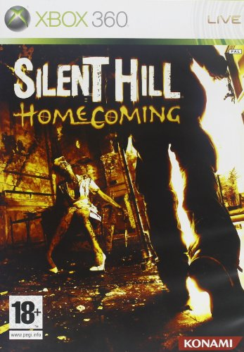 SILENT HILL HOMECOMING X-360