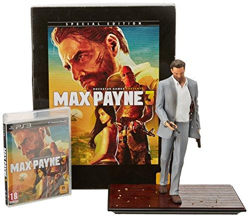 Max Payne 3: Special Edition (PS3) [Importación Inglesa]