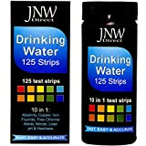 JNW Direct Drinking Water Test Strips 10 in 1, Best Kit for Accurate...