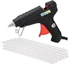 billionBAG 40W with Free 15 Glue Sticks Hot Melt Glue Gun Black Color for Art and Crafts, DIY, Kirigami, Paper, PCB, Plush Toys, Crafts, Wood, Box Standard Temperature Corded Glue Gun