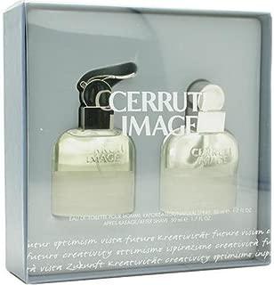 Image By Nino Cerruti For Men. Set-edt Spray 1.7 OZ & Aftershave 1.7 OZ