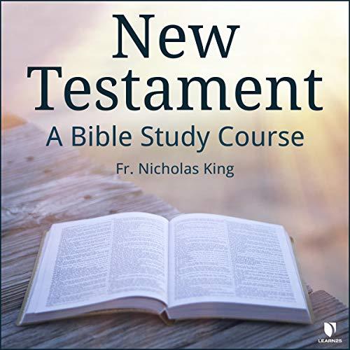 New Testament: A Bible Study Course copertina