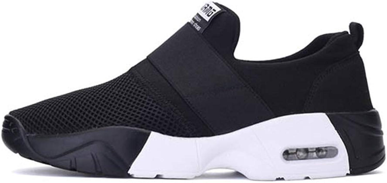 T-JULY Women Spring Designer Wedges Platform Sneakers Female Tenis Casual Air Mesh shoes