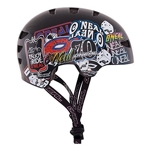 O'Neal Dirt Lid ZF Junkie0584-115Fahrrad Helm, schwarz, L-XL ( 58-60 cm )