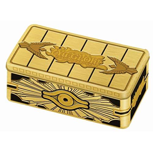 Yu-Gi-Oh KONGST - Scatola per sarcofago oro 2019