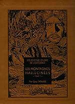 Les chefs d'oeuvre de Lovecraft - Les Montagnes hallucinées T01 (01) de Gou Tanabe
