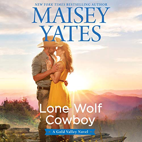 Lone Wolf Cowboy audiobook cover art