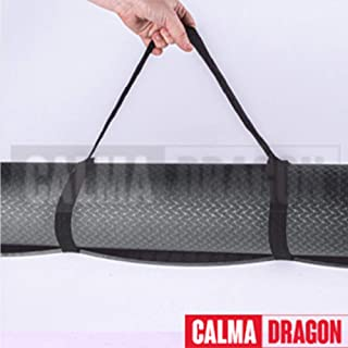 Calma Dragon Esterilla Colchoneta de Yoga 89828 Antideslizante con Material ecológico TPE Mat diseñado para Entretenimiento y Entrenamiento físico