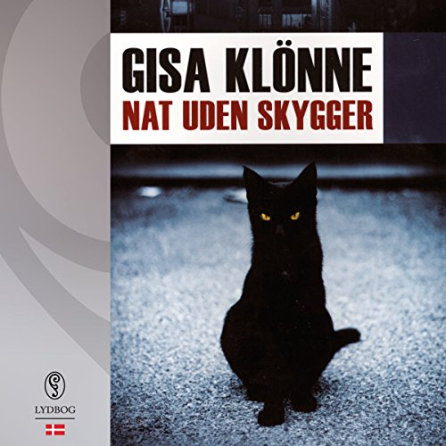 Nat uden skygger (Danish Edition) audiobook cover art
