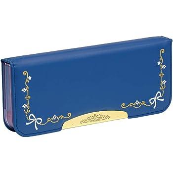 ソニック 筆箱 アルロック 両面スリム クラシック リアナティアラ ネイビー FD-1302-K
