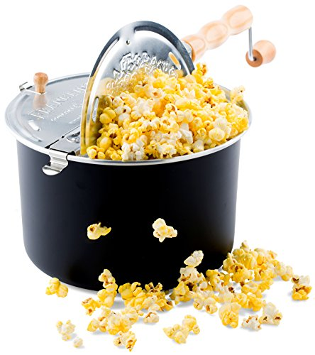 Best Stovetop Popcorn Maker