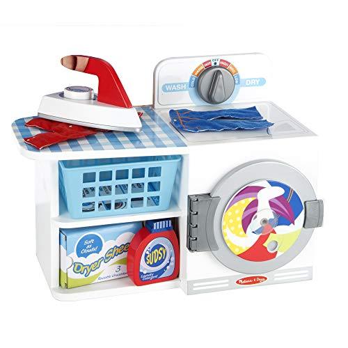 lavadora juguete fabricante Melissa & Doug