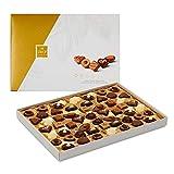 Frey Pralinés Prestige 500g - Assortierte Pralinen und Trüffel - Schweizer Premium Schokolade - UTZ Zertifiziert - in eleganter Geschenk Box zu Weihnachten Geburtstag Dankeschön