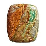 Cabochon naturale utah verde variscite, dimensioni 32 x 26 x 9 mm, per creazione di gioielli, gemme sfuse, prezzo all'ingrosso, fornitori rari di Utahlite AG-5782