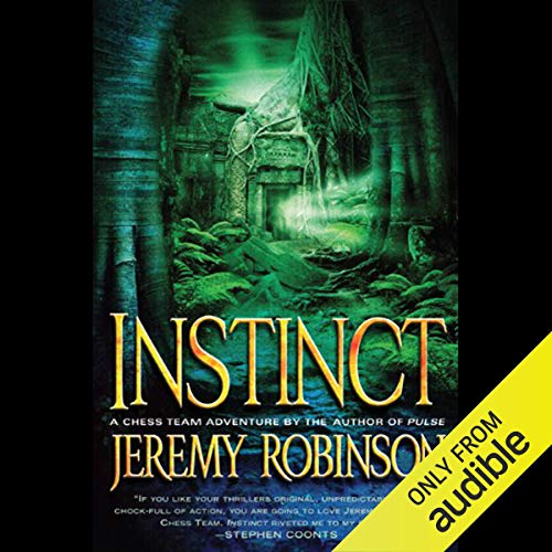 INSTINCT (A Jack Sigler Thriller - Book 2)  By  cover art