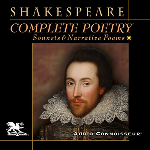 Complete Poetry audiobook cover art