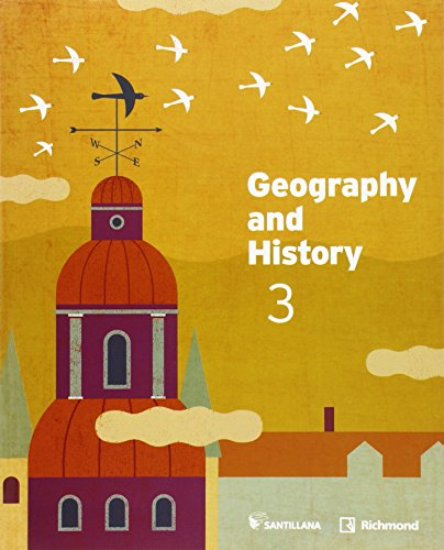 GEOGRAPHY AND HISTORY 3 ESO STUDENT'S BOOK - 9788468019789
