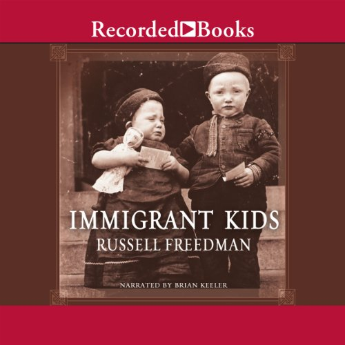 Immigrant Kids audiobook cover art